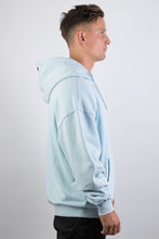 Lade das Bild in den Galerie-Viewer, Ivo Hoodie Blue Washed Trophy Black