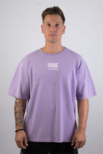 Lade das Bild in den Galerie-Viewer, Logo Tee Washed Purple White II