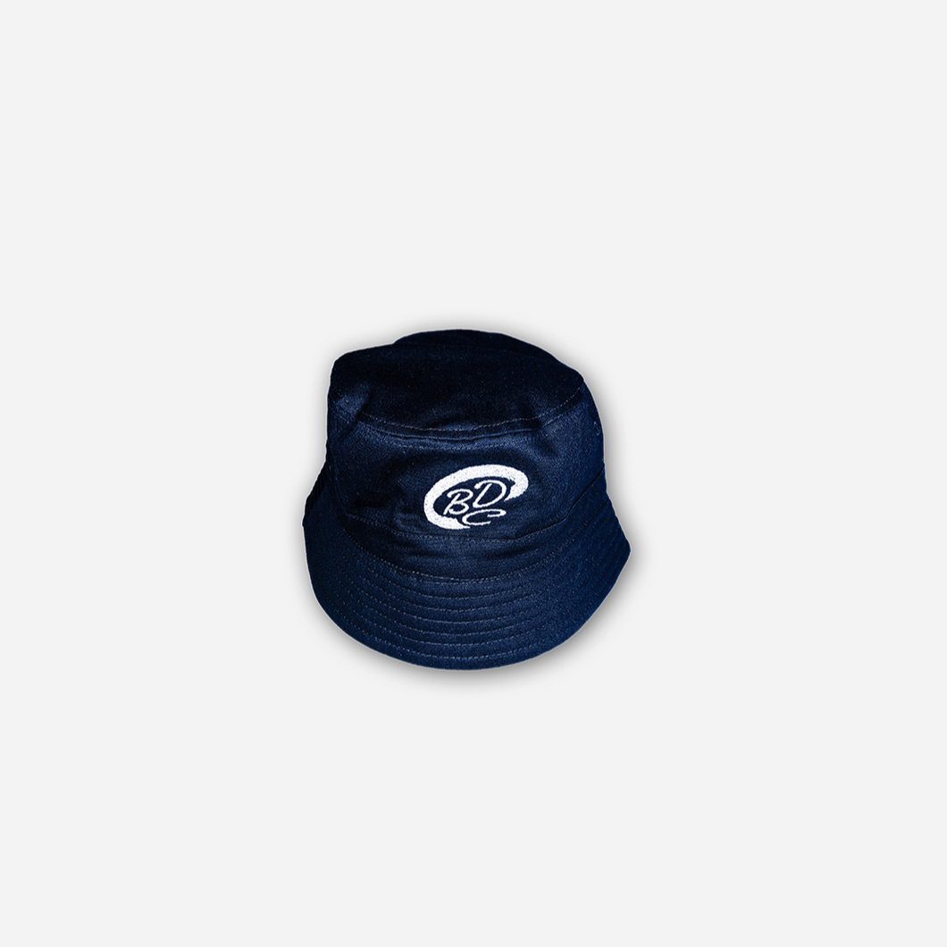 BDC Collection Bucket Hat Navy