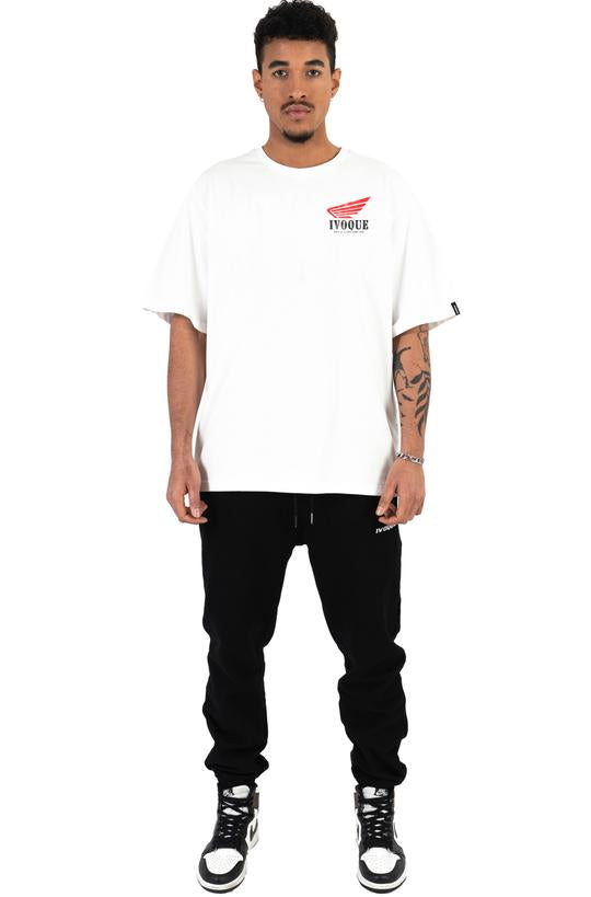T-SHIRT WINGS V2 WHITE