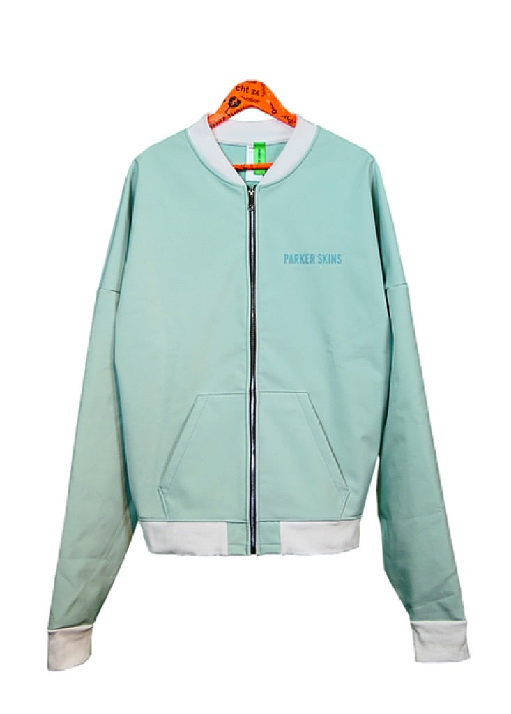 HANDMADE MINT SOFT SHELL JACKET
