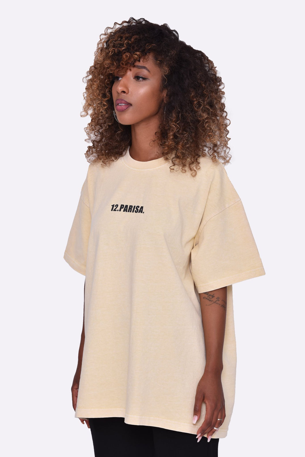 Touch Me Shirt Offwhite