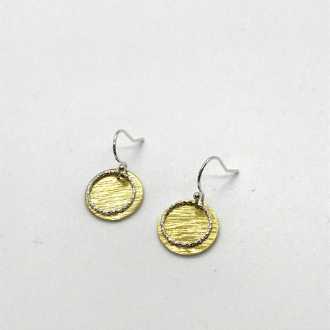 Hera Disc Earrings