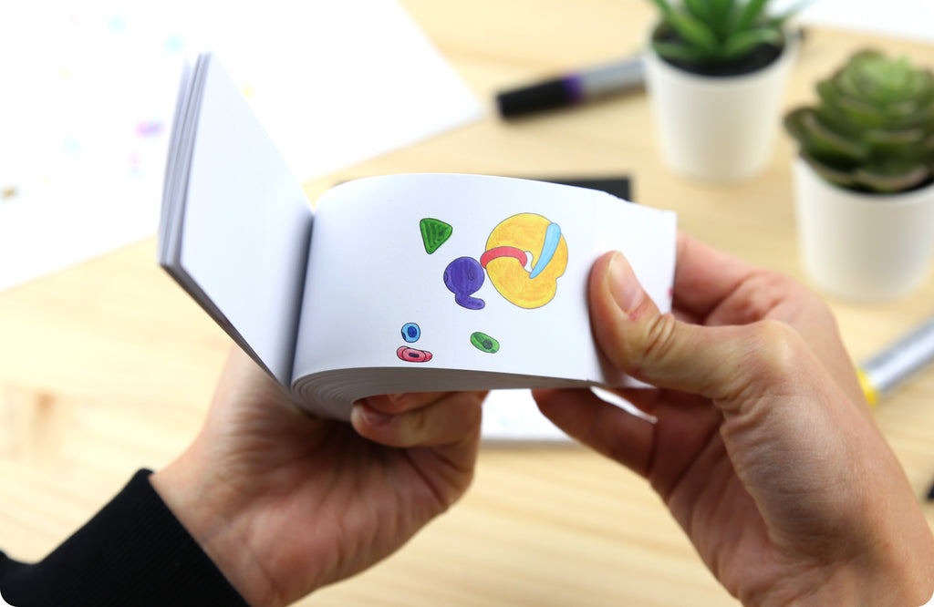Make your own flip book