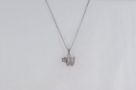 Sterling Silver Chain Pendant Available at The Vault Fine Jewellery