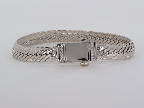 Sterling Silver Bracelet Caroline Neron Available at The Vault Fine Jewellery