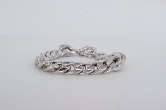 Sterling Silver Bracelet Miss Mimi Available at The Vault Fine Jewellery