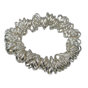Sterling Silver Stretch Bracelet Available at The Vault Fine Jewellery