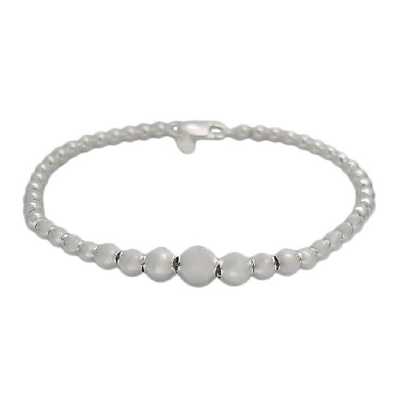 Sterling Silver bracelet Available at The Vault Fine Jewellery