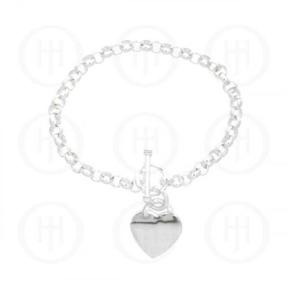 Silver Bracelet Available at The Vault Fine Jewellery