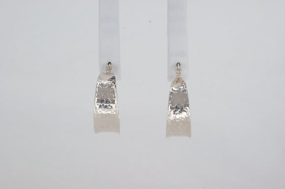Sterling Silver Hoops Earrings Available at The Vault Fine Jewellery