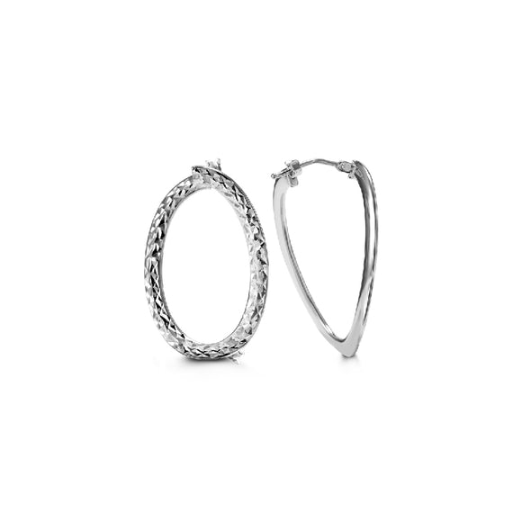 10K White Gold