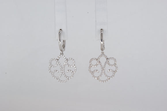 Sterling Silver Earrings Miss Mimi Availabel at The Vault Fine Jewellery