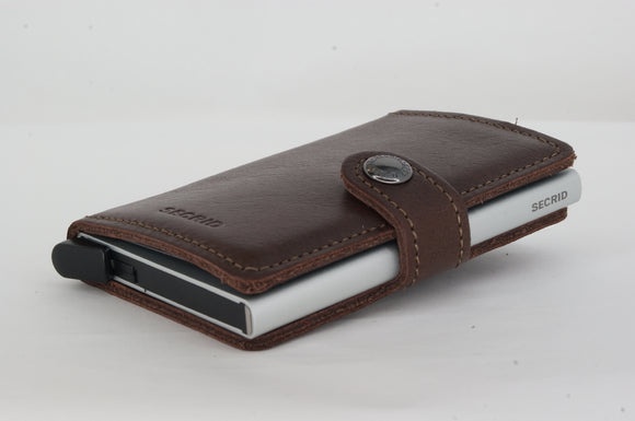wallet  Secrid Availabel at The Vault Fine Jewellery
