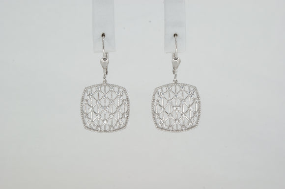 Sterling Silver Earrings  Availabel at The Vault Fine Jewellery