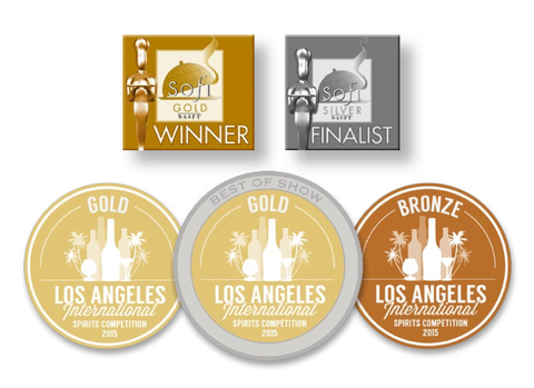 Multiple awards winning products