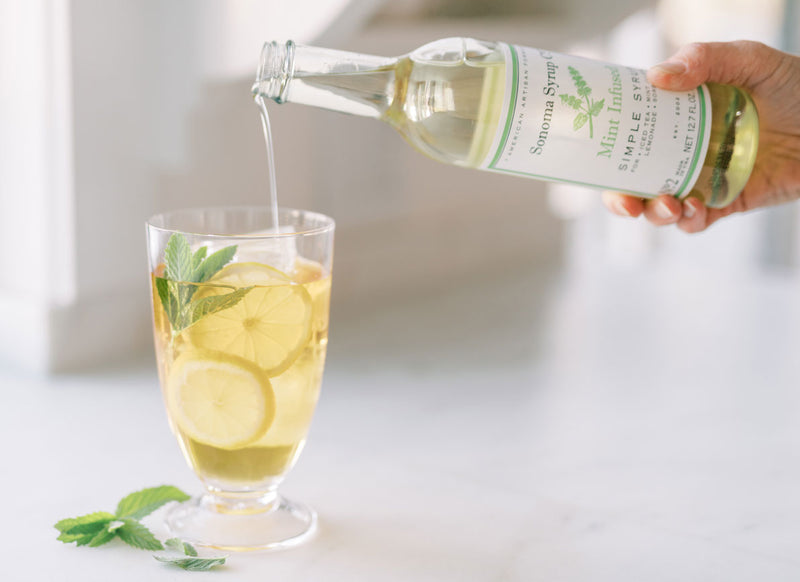 Enjoy the tartness of Key limes and Persian lime fruit and the aroma of its zest to create a simple cocktail or beverage.