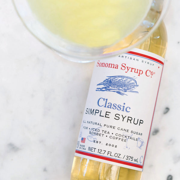 No. 0 Classic Simple Syrup