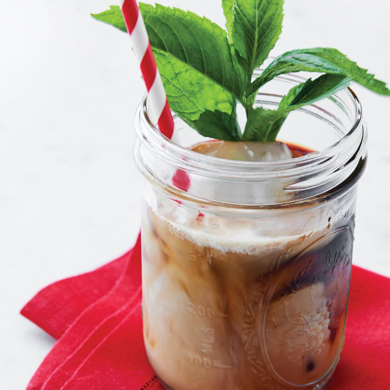 No. 5 Peppermint Simple Syrup