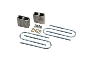 Belltech LOWERING BLOCK KIT 4inch EXTRUDED BLOCKS