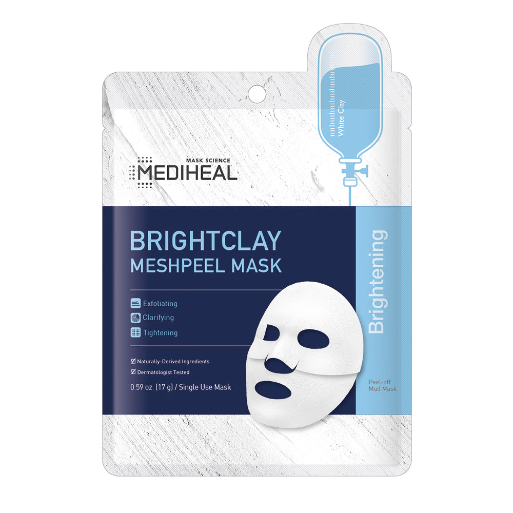 Brightclay Meshpeel Mask - Plump Shop