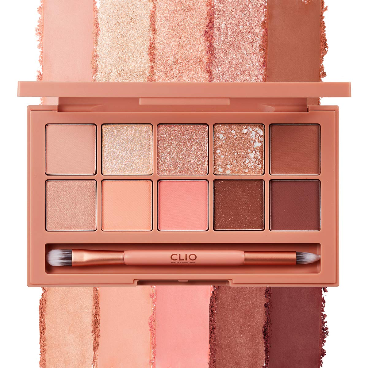 Pro Eye Palette #03 Coral Talk - Plump Shop