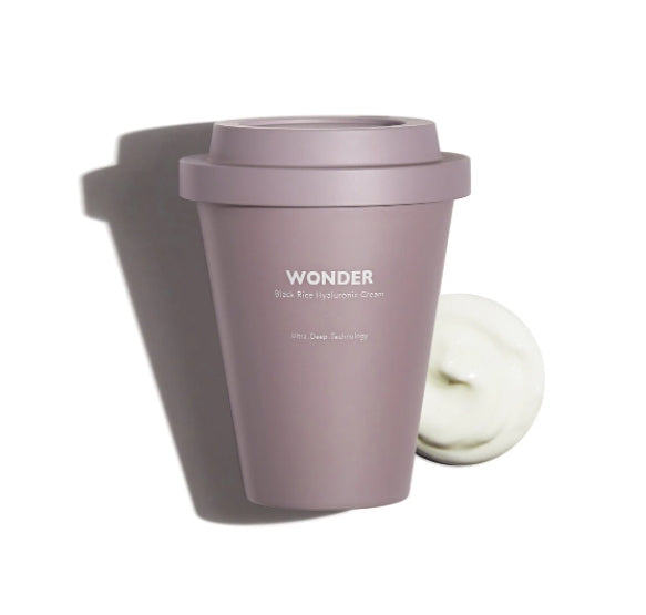 WONDER Black Rice Hyaluronic Cream - Plump Shop
