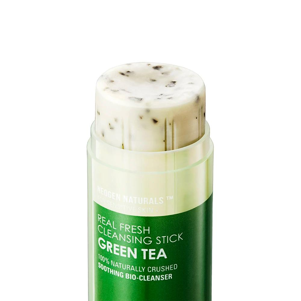 Real Fresh Cleansing Stick Green Tea - Plump Shop
