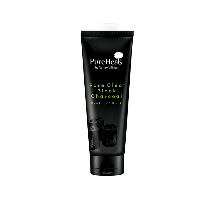 Pore Clear Black Charcoal Peel-Off Pack - Plump Shop