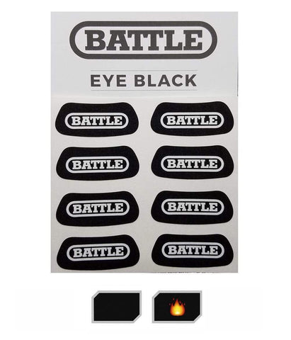 Battle Eye Black Anti Glare Stickers