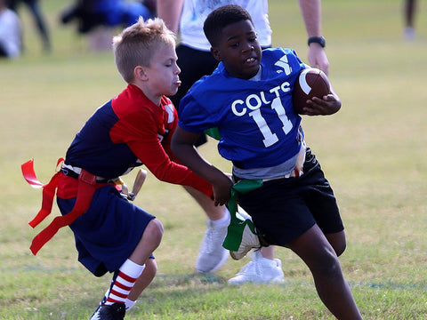 CO - PARKER - Friday & Sunday - 7v7 Football Spring 1