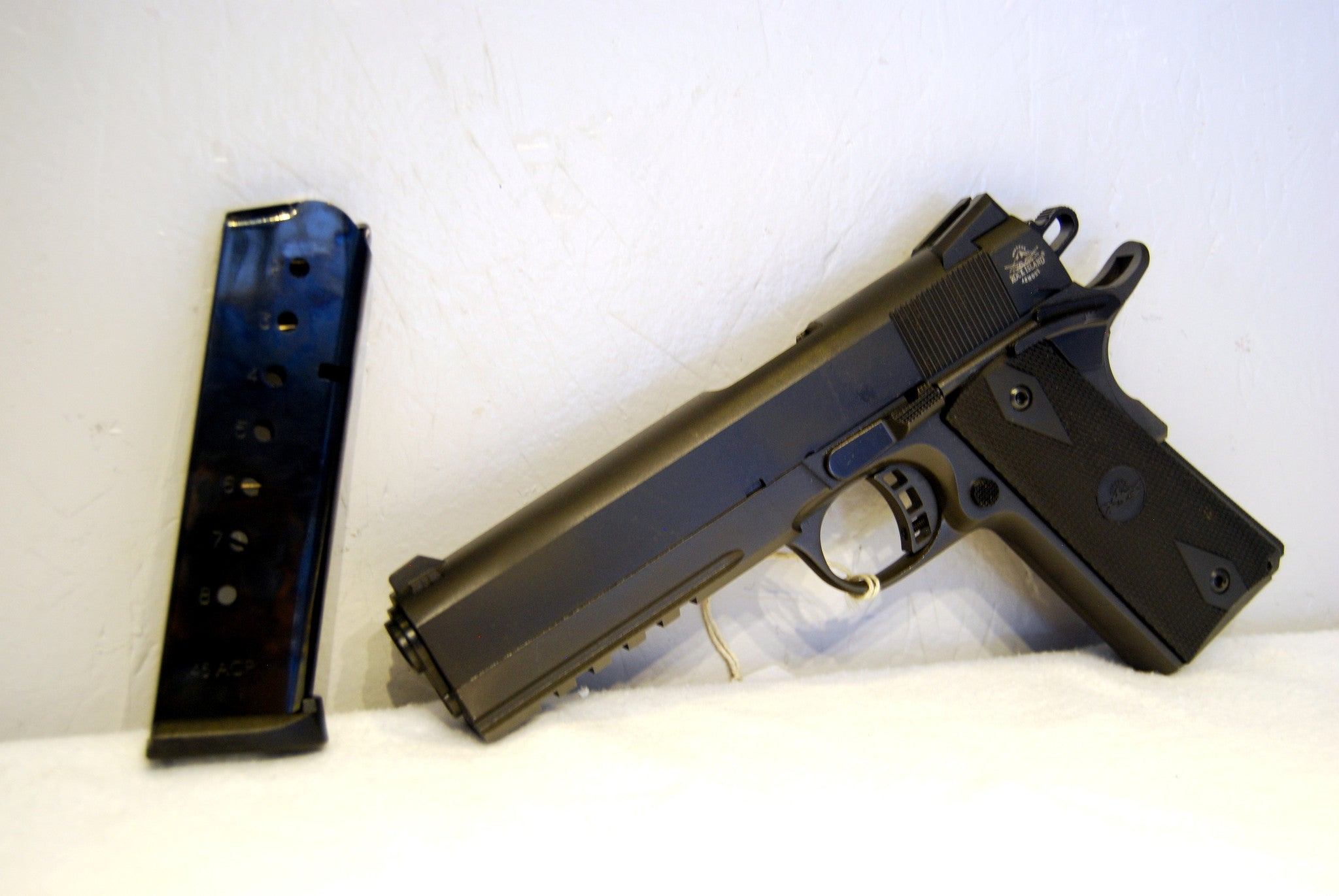 Rock Island Armory M1911 Tactical – Tactical Systems Armory