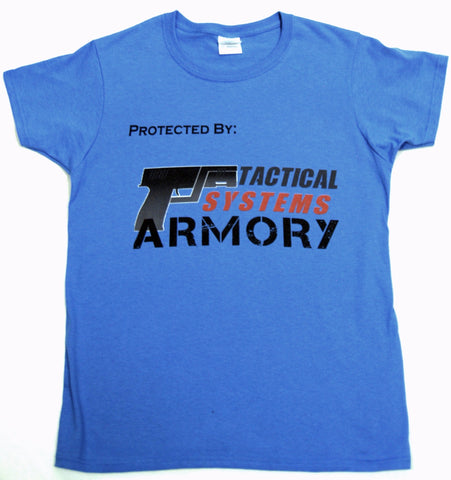 Tactical Systems Armory Ladies T-Shirt
