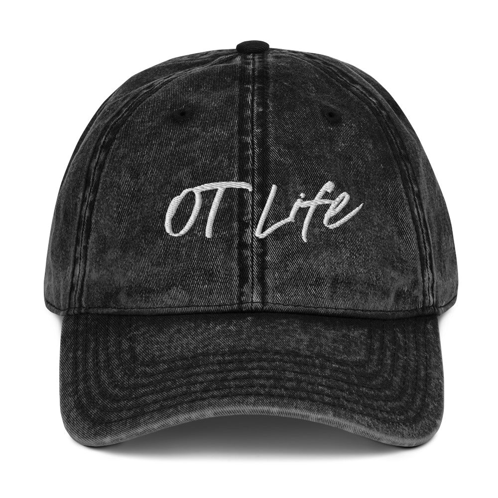 Occupational Therapist (OT) Life Cap