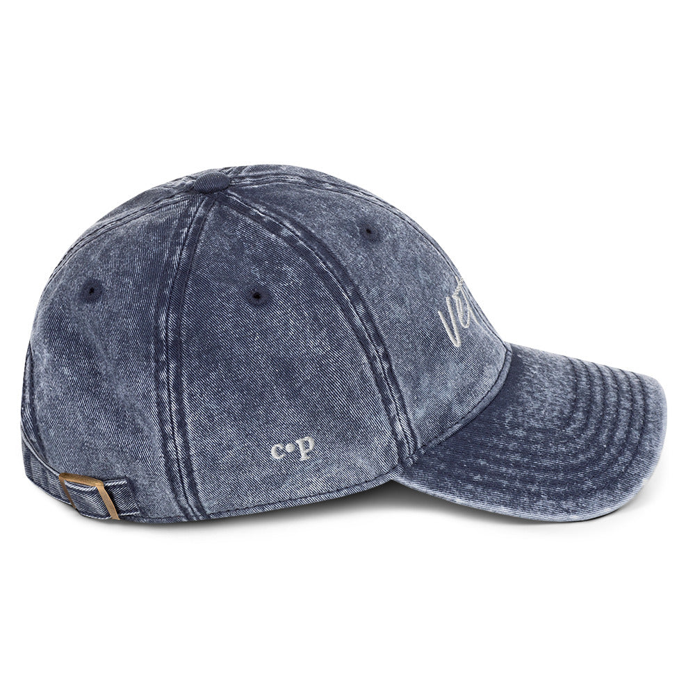 Veterinary Life Cap