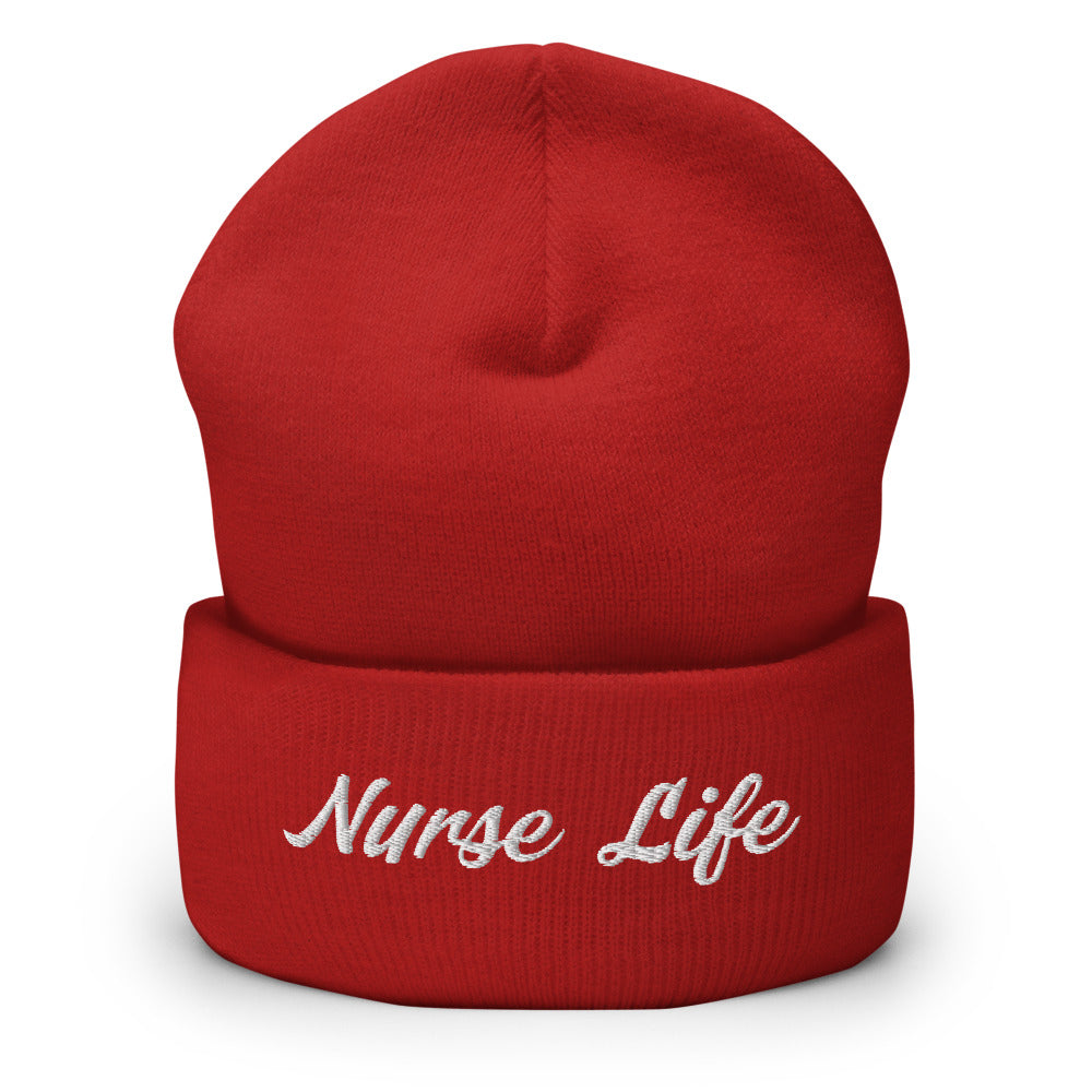 Load image into Gallery viewer, Nurse Life Snug Beanie
