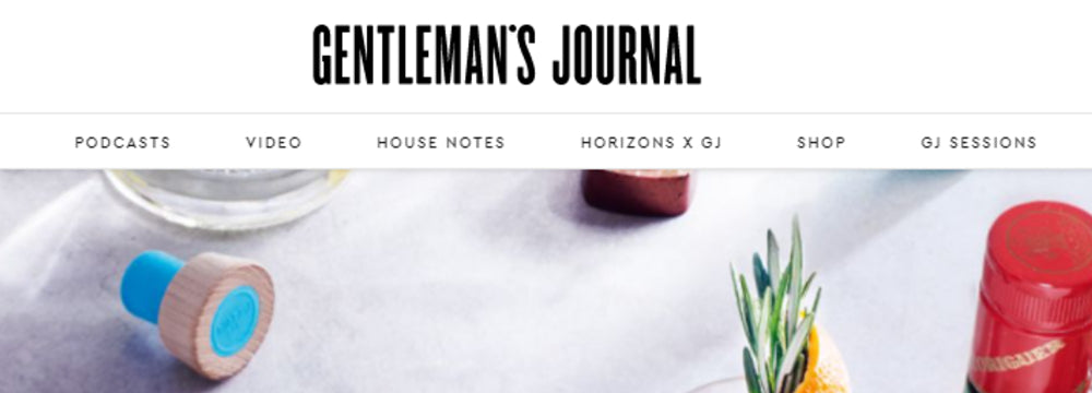 The Gentlemans Journal The Best Gins for Spring
