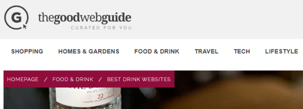 The Good Web Guide Top Best Artisan Gins