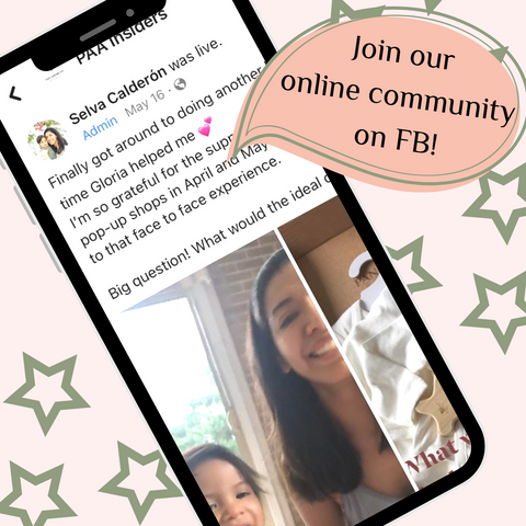 Join our online facebook group for more info screenshot of group live