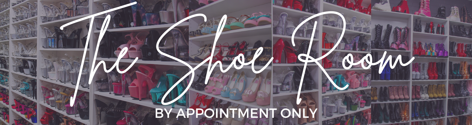 The Shoe Room - by appointment only