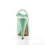 BETTIE-03 - Mint Faux Leather