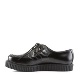 CREEPER-602 - Blk Leather