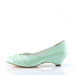 LULU-05 - Mint Faux Leather
