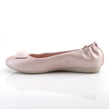 OLIVE-08 - B. Pink Faux Leather