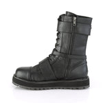VALOR-220 - Blk Vegan Leather