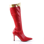 WONDER-130 - Red-Gold Str Pu