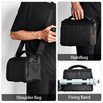 Load image into Gallery viewer, Camera Waterproof shoulder Bag