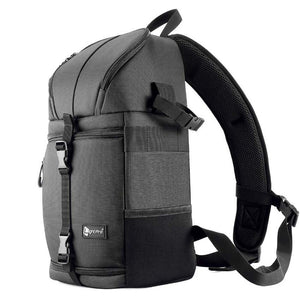 Camera Sling Bag Waterproof  w/ Rain Cover
