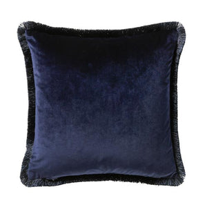Feather filled Cushions - Cougar Navy/Grey 45x45cm by Scatter Box