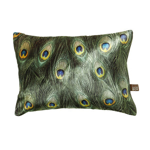 Feather filled Cushions - Azure Green/Bue by Scatter Box (3 variants)